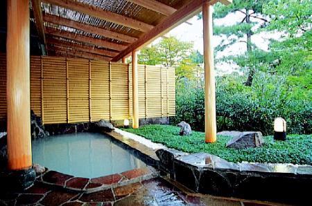 日本著名箱根温泉