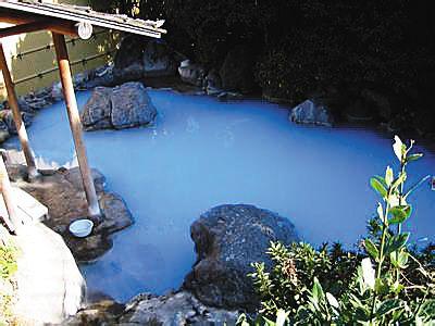 箱根碱性单纯泉