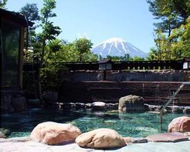 富士山偏硅酸泉